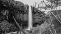 Black Waterfall - Long Expo