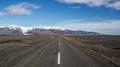 Icelandic Road vs. Glacier