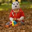 jesenné hranie sa