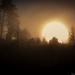 Zaliaty hmlou pred veľkým O