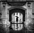 Daždivé popoludnie