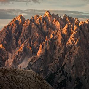 Človek vs. hory II.