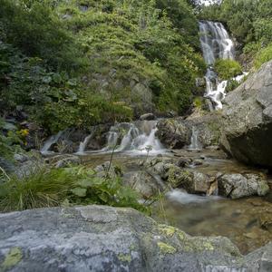 Vajskovskeho Vodopad