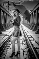 dáma na moste
