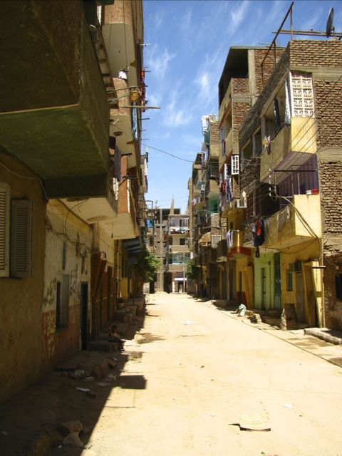 Streets of Egypt