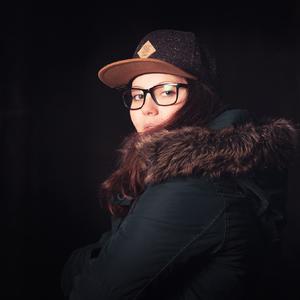žena z lesoparku I
