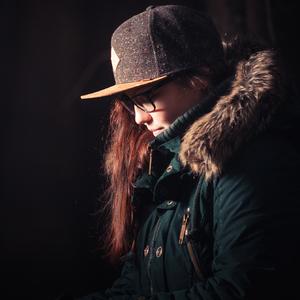 žena z lesoparku IV