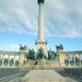 Námestie hrdinov - Budapešť