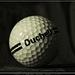 golfová loptička