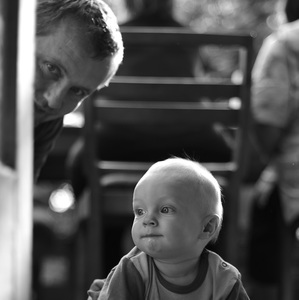 vnuk a dedo