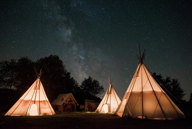 Indiánska noc