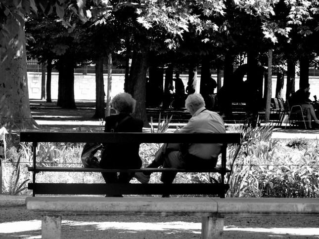 get old together