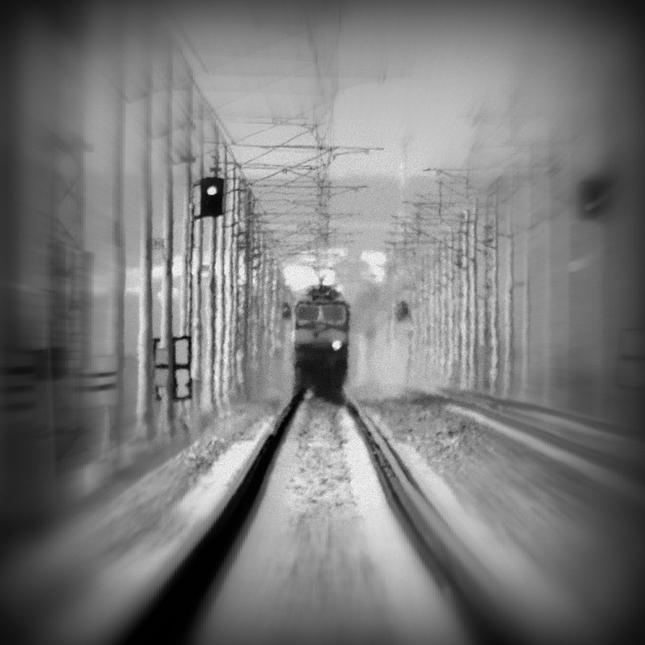 posledný vlak ...