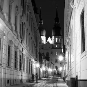 večerné prechádzky ... čb