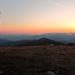 Večer na horách...