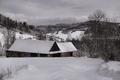 Zima na vidieku