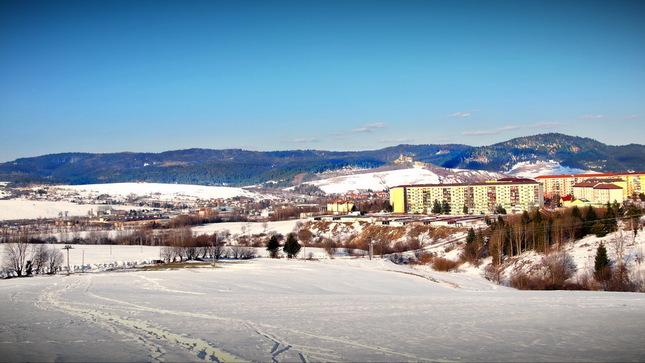 Stará Ľubovňa (marec 2013)