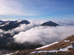 Vrchy v oblakoch