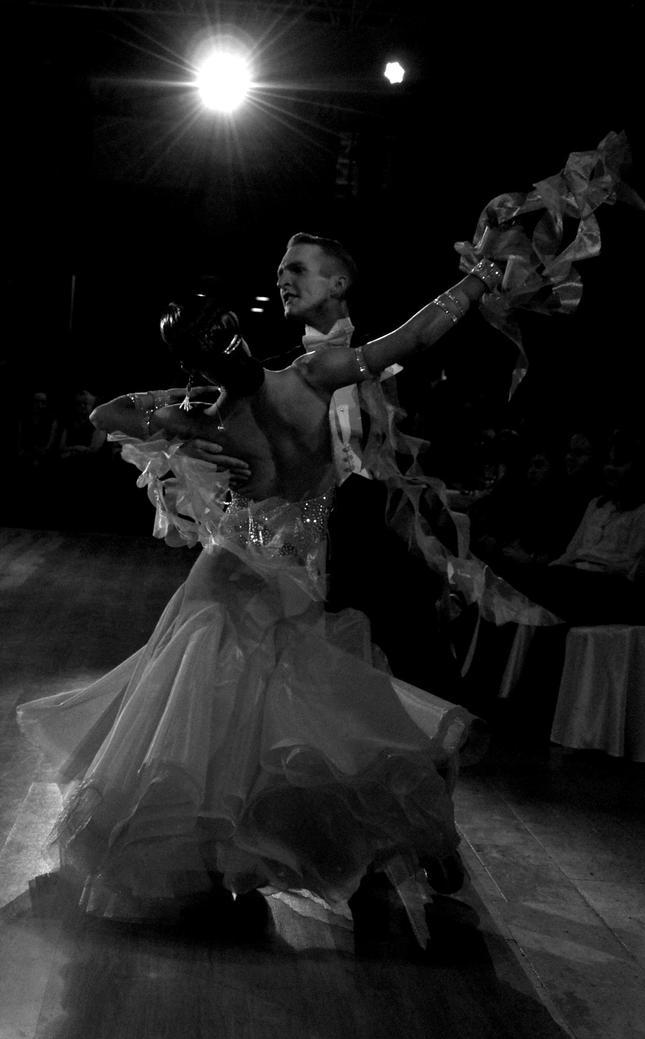 Dance under light
