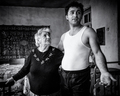 Babuska a vnuk