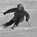 Odľahčený ski-rider