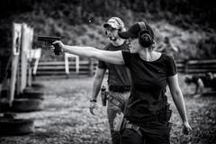 Pistol level V