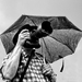 Onehand & secondhand umbrella