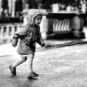 Prší, prší ...