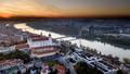 Dobré ráno Bratislava