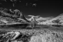 Matterhorn nenápadný ...