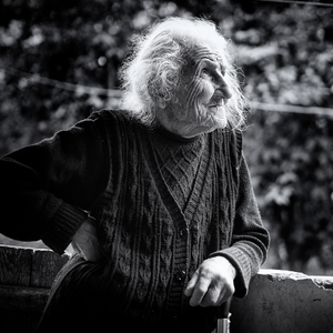 Bábuška Hasmik Sahakyan (1924)