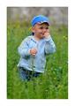 Jakub v tráve