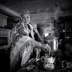 Хотите чаю?