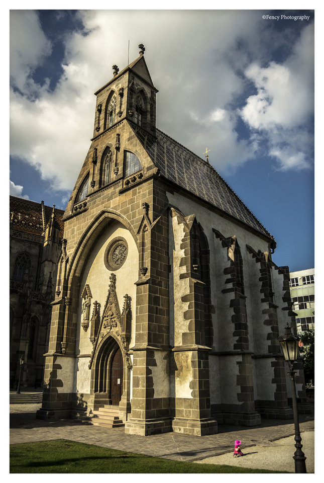 Košice - Kaplnka sv. Michala