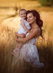 láska matky... láska dcéry