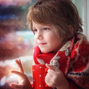 v očakávaní Vianoc