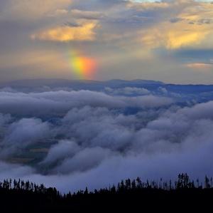 Ticho nad oblakmi