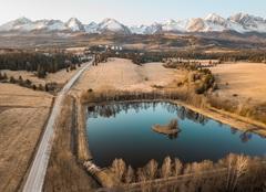 jazierko pod Tatrami