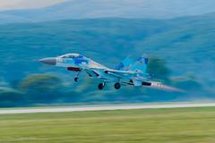 SIAF 2013 - SU-27 Flanker