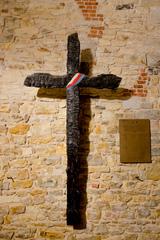 Zhorený kríž
