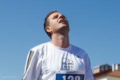 Úľava po maratóne