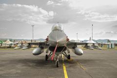 SIAF 2013 - F-16 Falcon