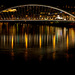 Apollo Bridge - Night Bratislava