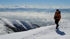 Kráčanie nad oblakmi
