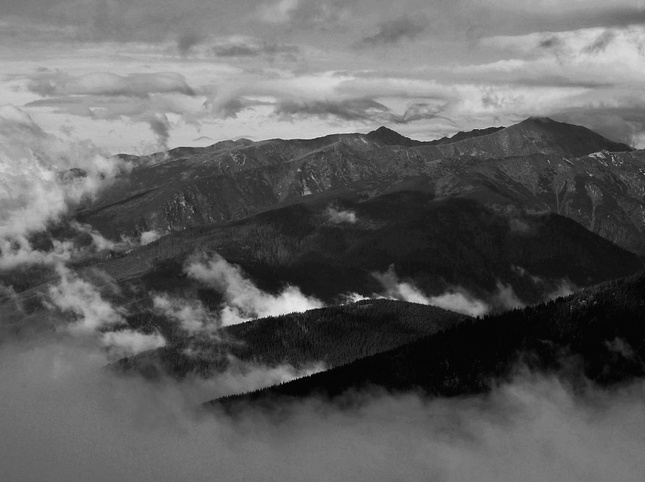 hrebene