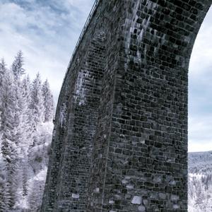 Chmarošský viadukt 2