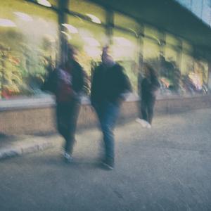 Reflexia z ulice