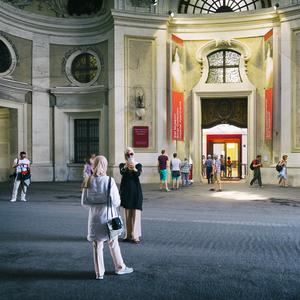 Hofburg Viedeň