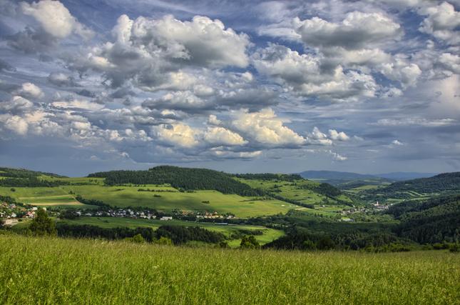 Lačnovská dolina