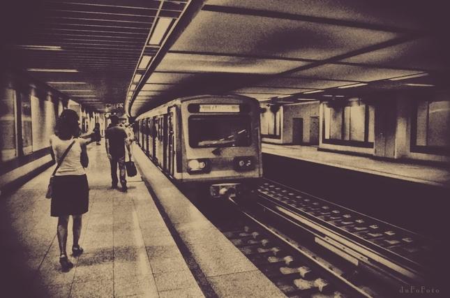 Príbeh z metra